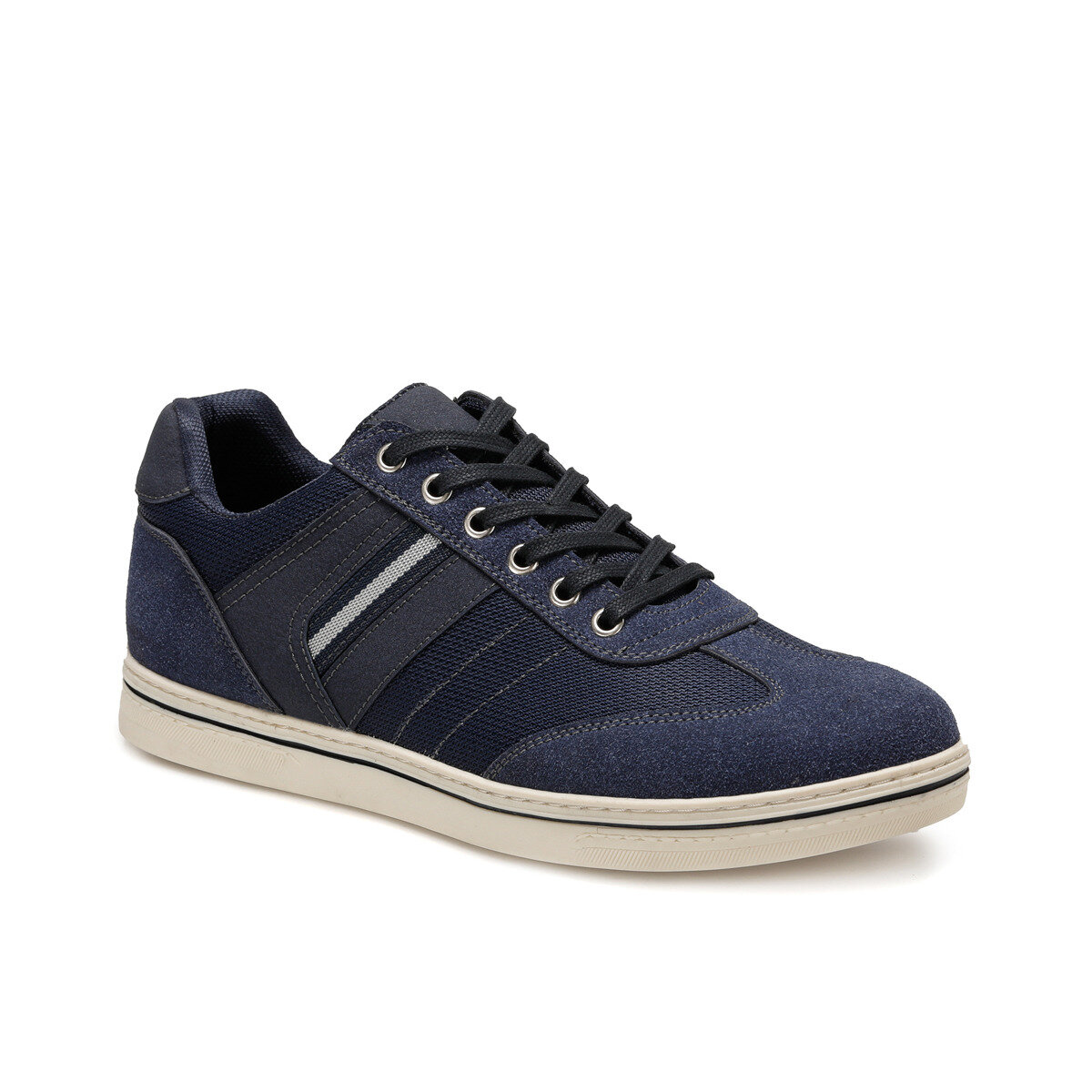 FLO BS400 Navy Blue Men 'S Sneaker Shoes Panama Club