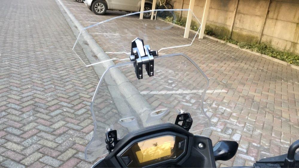 Defletores de vento e parabrisas Universal Ducati Motocicleta