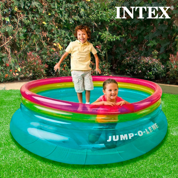 Tumbler Inflatable Lilo Intex