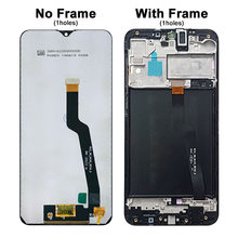 Wyświetlacz do SAMSUNG A10 A105 wyświetlacz LCD ekran dotykowy wymiana Digitizer do Samsung Galaxy M10 M105 ekran