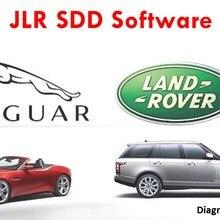Software diagnóstico de jaguar/land rover jlr sdd v160.02
