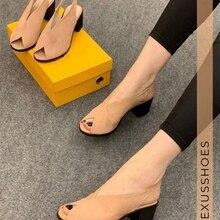 Elexus Women Sandals Shoes 2042 London New Season open toe c