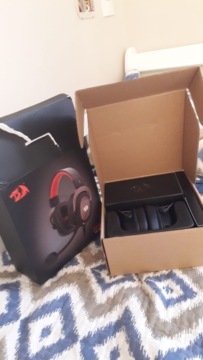 Fones de ouvido gaming headGrupo surround-sound