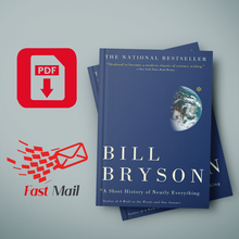 A Short History of Nearly Everything by Bill Bryson Ebook Reader
