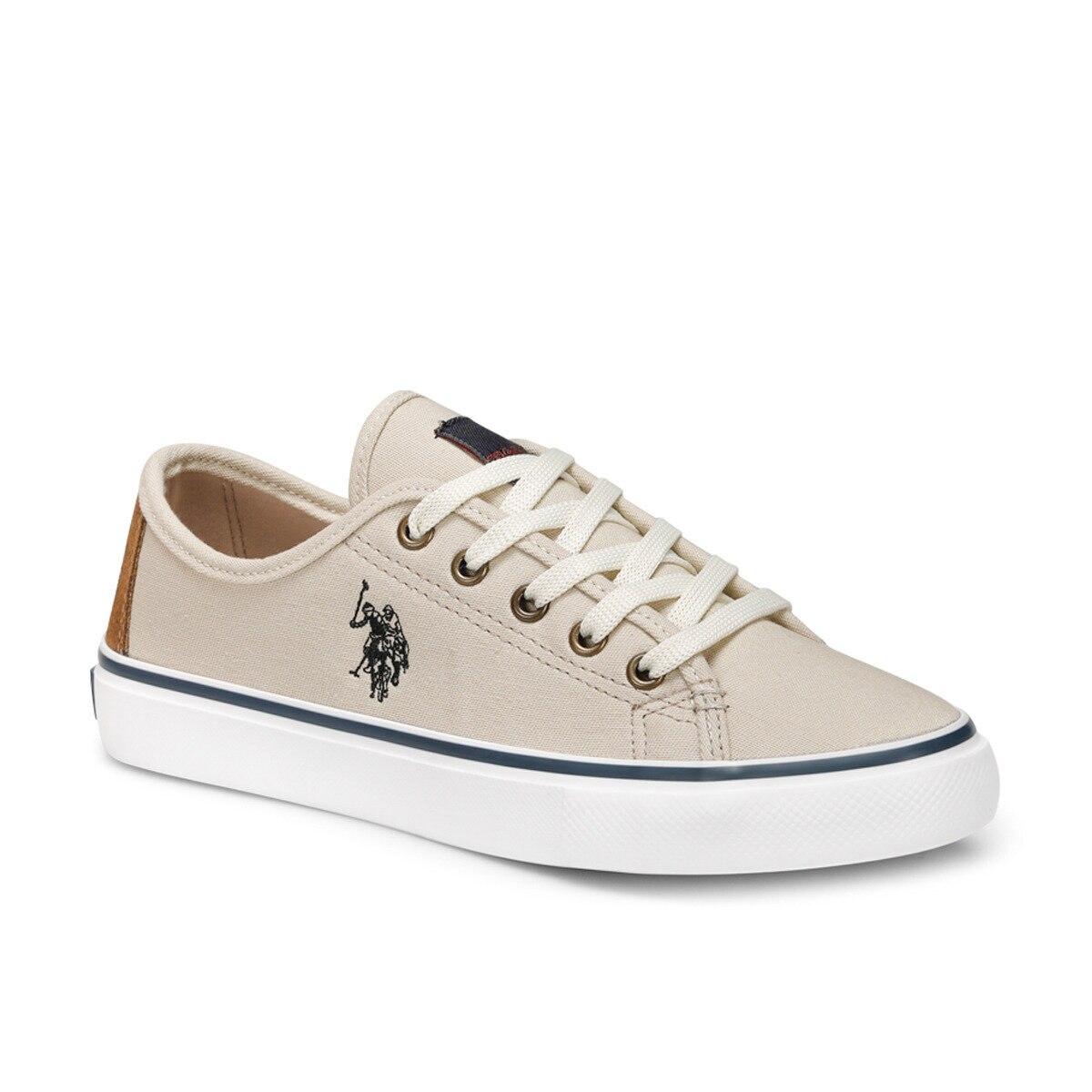 FLO TOGA Beige Women 'S Sneaker Shoes U.S. POLO ASSN.