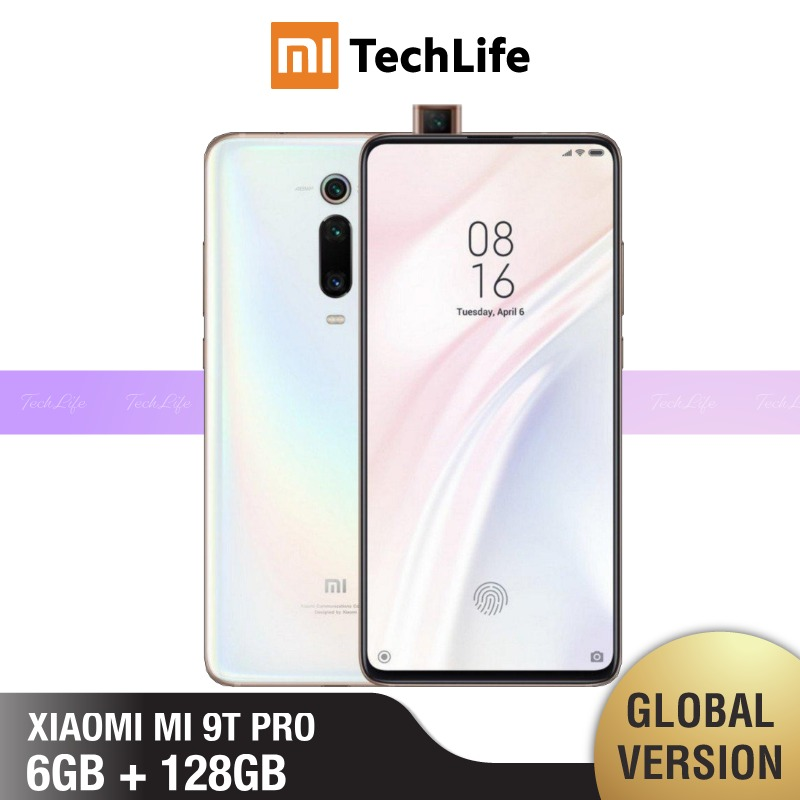 Global Version Xiaomi Mi 9T PRO 128GB ROM 6GB RAM (Brand New / Sealed) Mi 9t Pro, Mi9tpro, Mi9t, Mi 9, Mi9