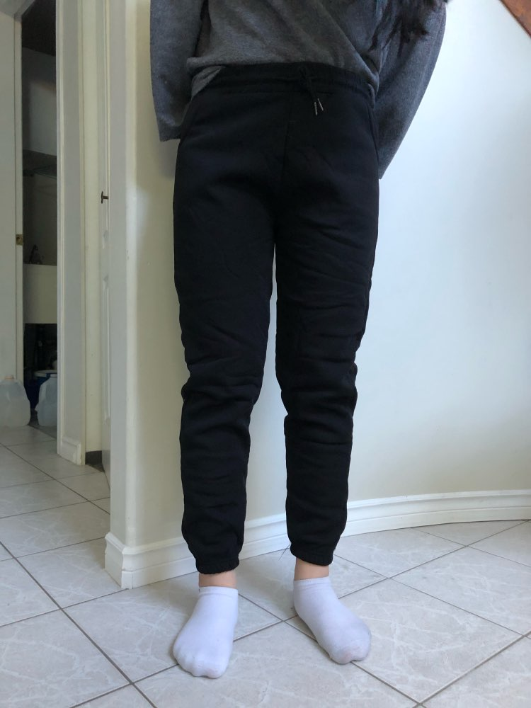 Winter Active Thick Cashmere Pants photo review