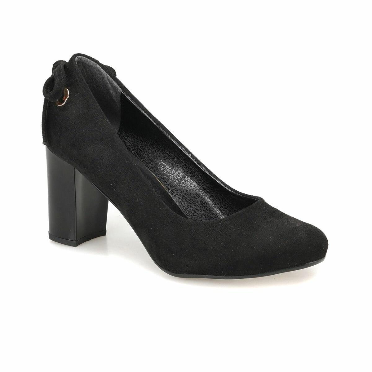FLO DW18030 Black Women Gova Shoes Miss F