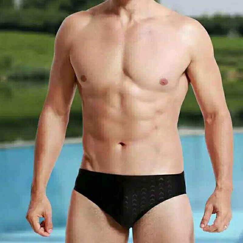 الصيف عطلة الرجال جذوع 2020 جديد موجز نمط Ptint جذوع ملابس السباحة الرجال السباحة جذوع بيكيني ملخصات ملابس الشاطئ لينة تنفس