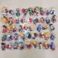 Случайно 5 шт./упак. ПВХ подставка рисунок рабочего куклы Bulma игрушки Горячая Распродажа Аниме Подарки для мальчиков, w2
