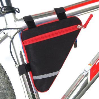accesorios bicicleta bolsa para bici para sillin alforjas ajustables para móvil llaves...