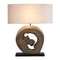 Masa lambası ceviz (55X20x70 cm)