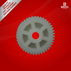 Bross BGE556 Kursi Power Penyesuaian Motor Gear 42-Gigi untuk Cayenne
