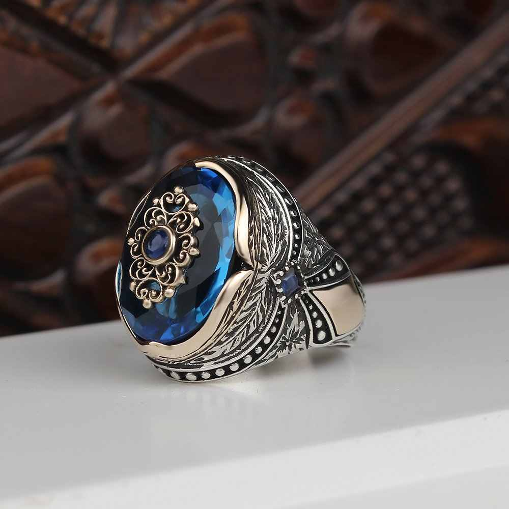 Pearl Stone 925k  Silver Handmade Woman Ring,Adjustable Ring Made in Turkey Sultans Ring