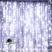 3x3M LED Curtain Lights…