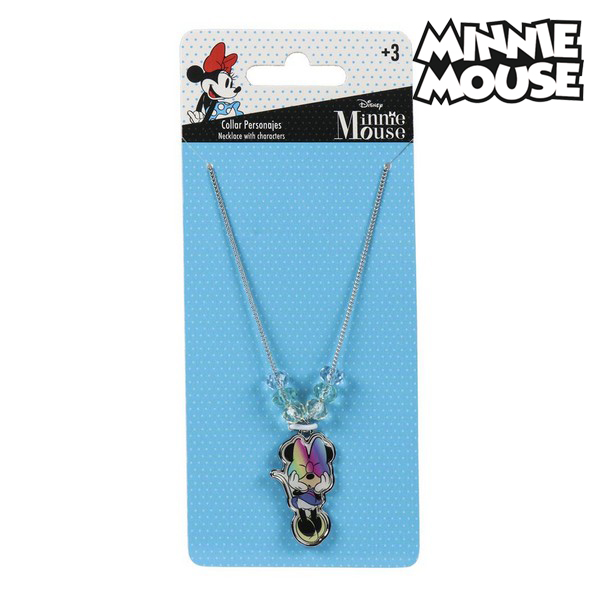 Girl's Necklace Minnie Mouse 73935