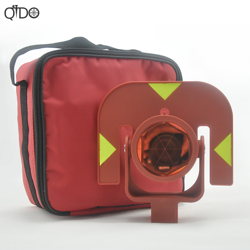 New Red Reflective Prism GPR111 Reflector for Leica Total Station