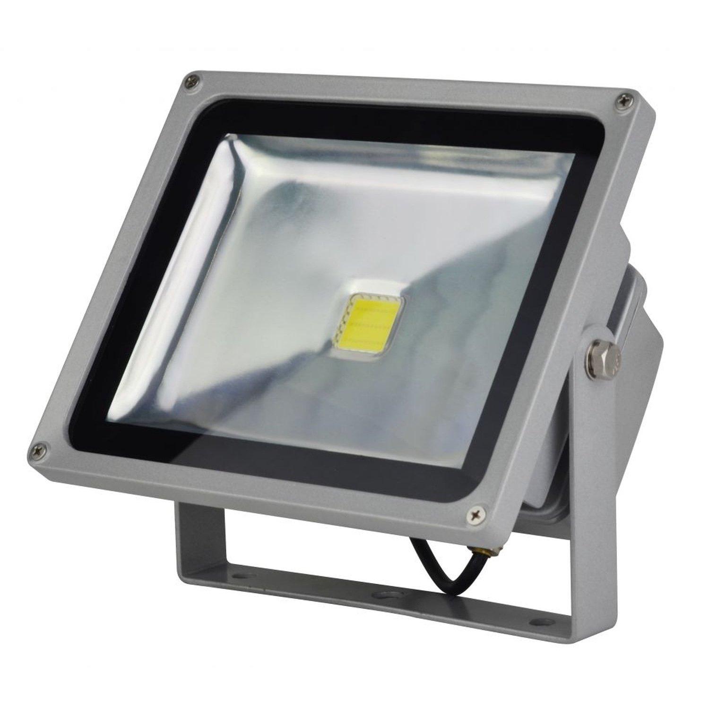 LED Spotlight Spotlight 50W 6500K Bright Light