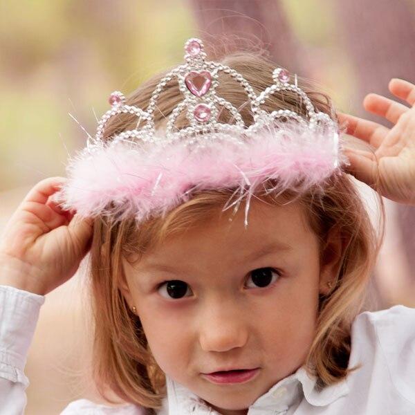 Little Girls' Princess Tiara