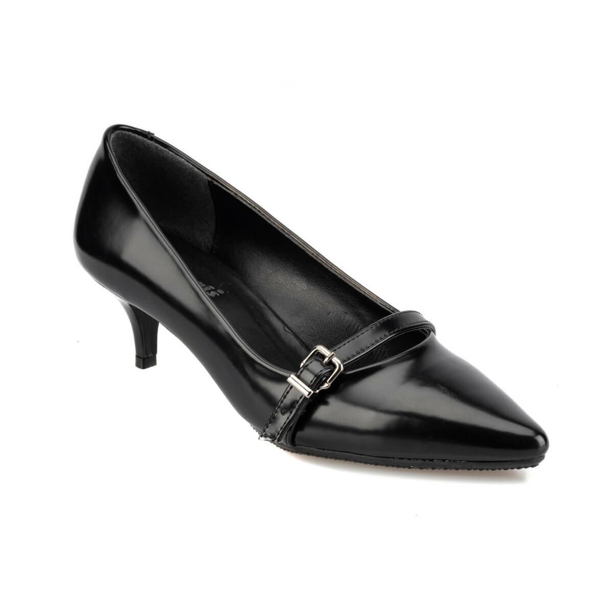 FLO 92.314056.Z Black Women Gova Shoes Polaris