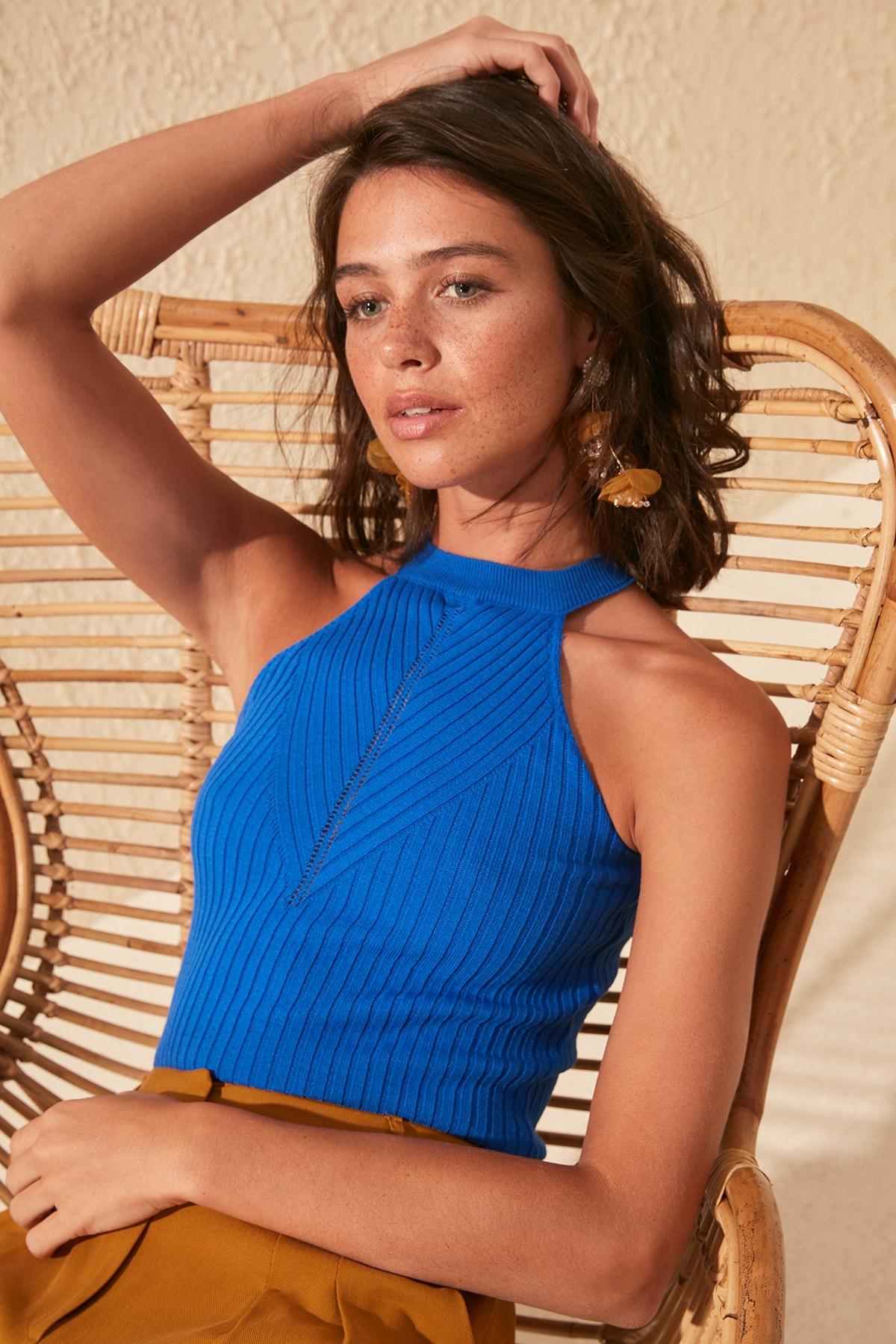 Trendyol Knitwear Bluz TWOSS20BZ0121