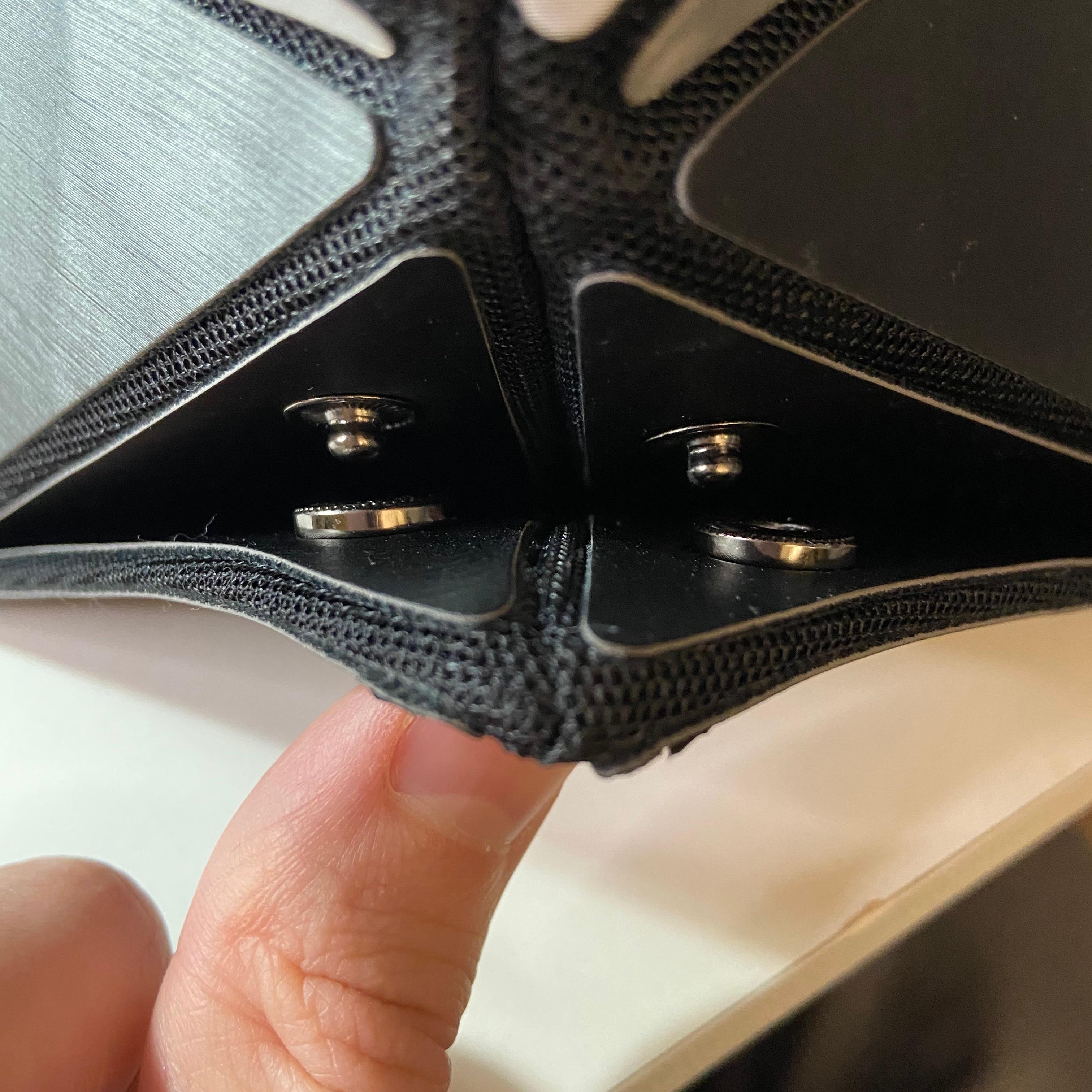Geometric Foldable Tote Bag photo review