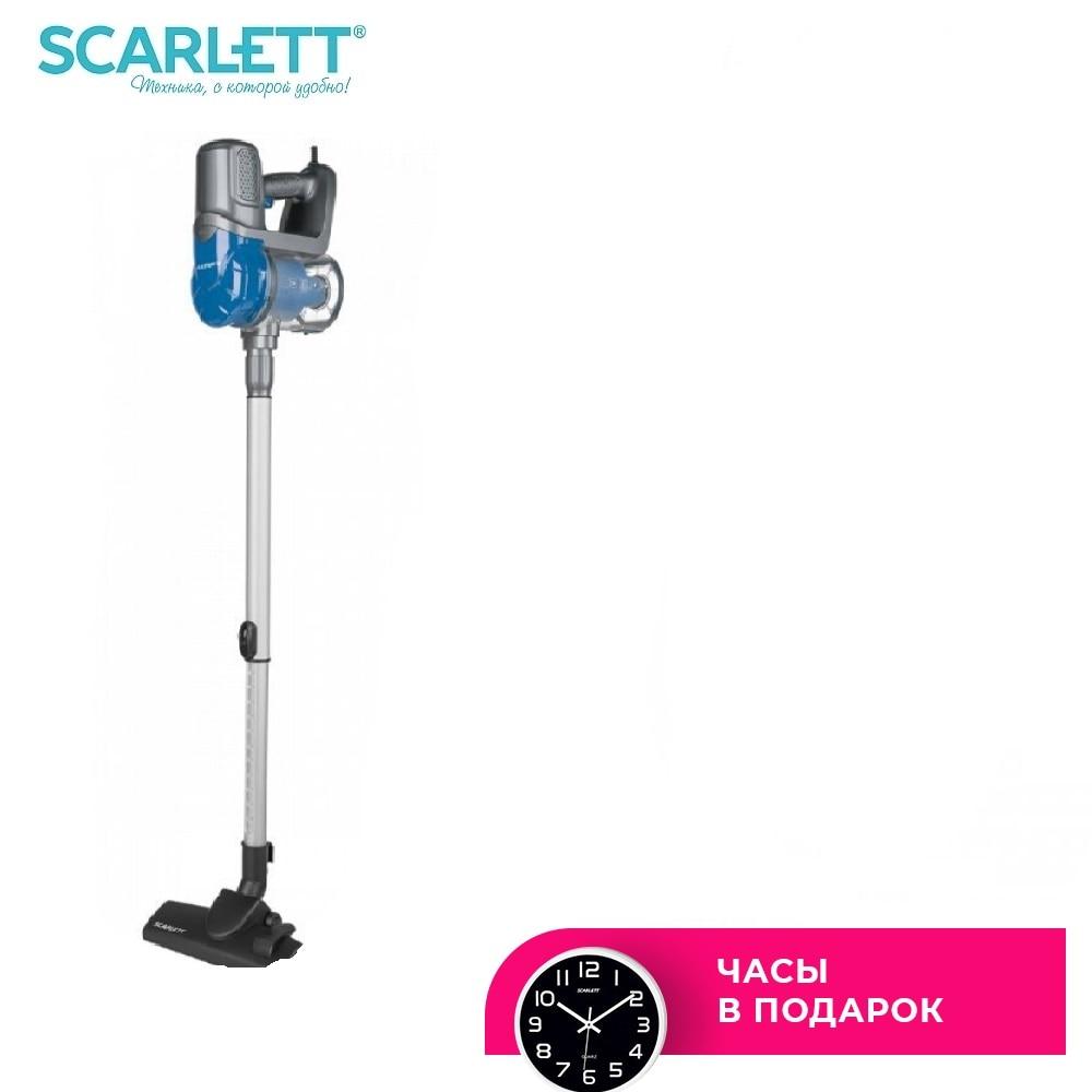 цена на Vacuum Cleaner vertical Scarlett SC-VC80H17 700 W Wireless Vacuum cleaner for home Vertical Vacuum cleaner Wireless Vacuum cleaner vertical
