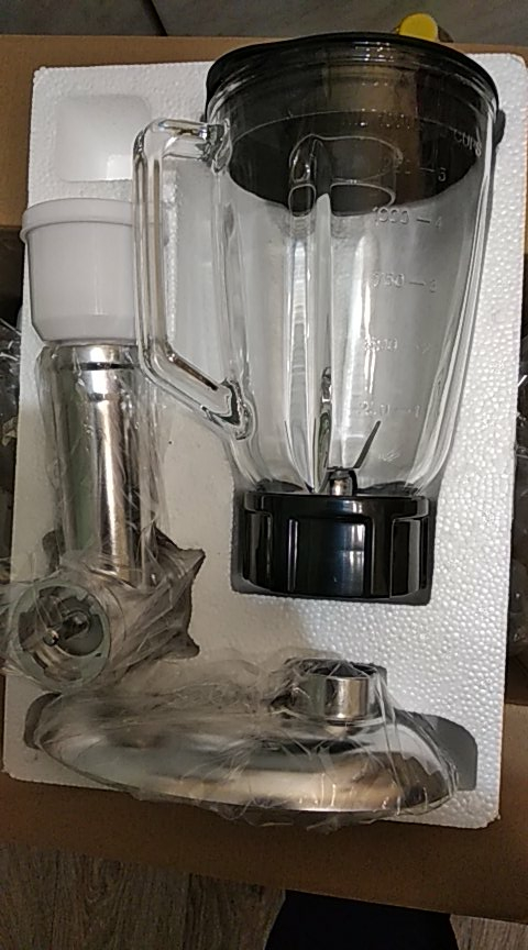 Food processor Zigmund & Shtain De Luxe ZKM 950 kitchen machine meat grinder mixer planetary blender appliances for kitchen|Food Processors|   - AliExpress