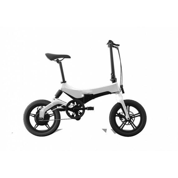 Electric Bicycle Mini Smart Portable & Folding