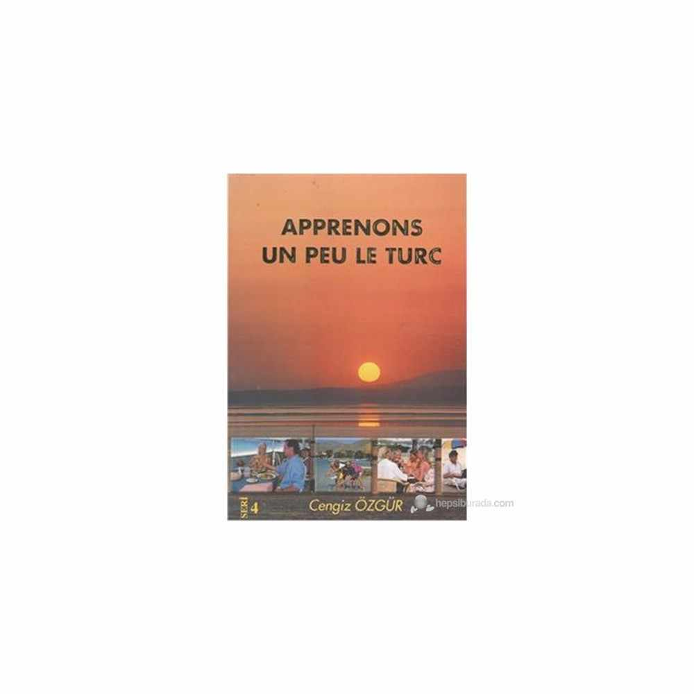 Apprenons Un Peu Le Anglais-Cengiz Gratis Bookselling
