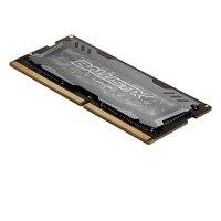 ذاكرة عشوائية حاسمة باليستكس الرياضة LT 8 GB DDR4 2666 MHz على