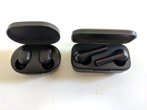 QCY T5 Bluetooth 5.0 wireless earphones sport running earbuds Touch control & comfortable wearing with dual Mic|Bluetooth Earphones & Headphones|   - AliExpress