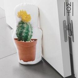 Wózek Trend kaktus Doorstop