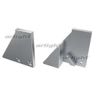 026739 Plug ALM-GLASS-10 Based Right Blanking [Metal] 2 Pcs ARLIGHT-LED Profile Led Strip/ALM/Ax ^ 10