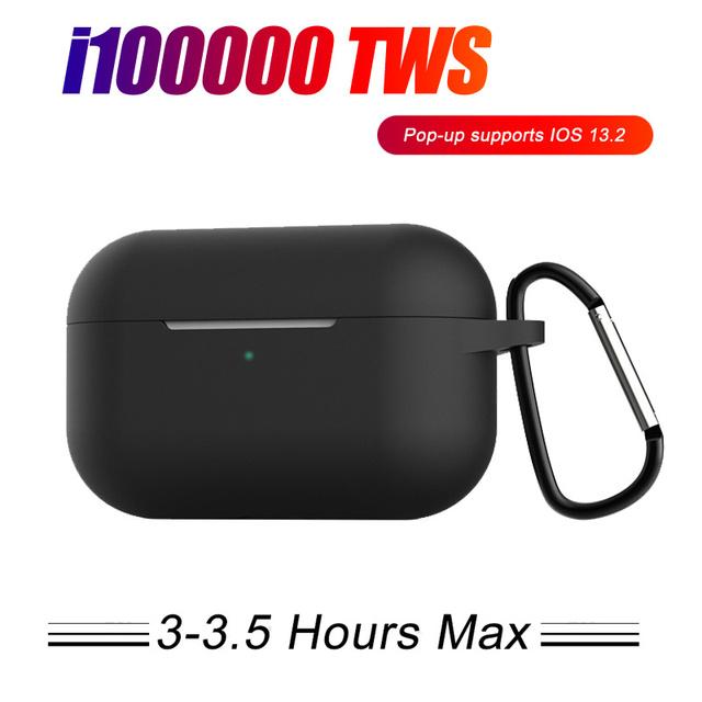 i100000 TWS Air 3rd Generation Wireless Headphone Bluetooth 5.0 Earbuds Earphone Headset PK i10 i12 i200 i9000 i10000 i90000 TWS