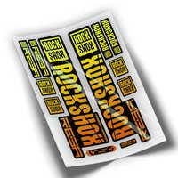 PEGATINAS HORQUILLA ROCK SHOX REBA DEGRADADO ROCKSHOX WP306