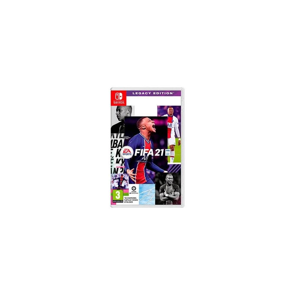 JUEGO NINTENDO SWITCH FIFA 21 LEGACY EDITION|Игры для консолей|   | АлиЭкспресс