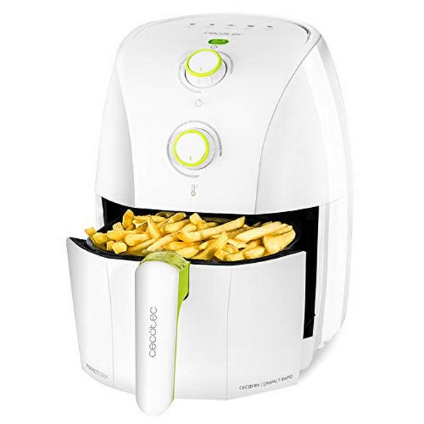 No-Oil Fryer Cecotec Cecofry Compact Rapid (1,5 L)