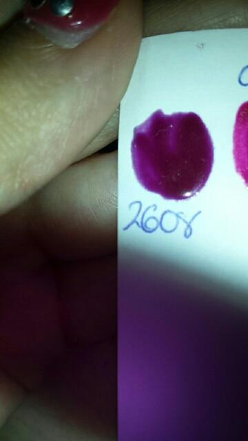 Gel Nail Polish Purple Color Series 7 ml photo review