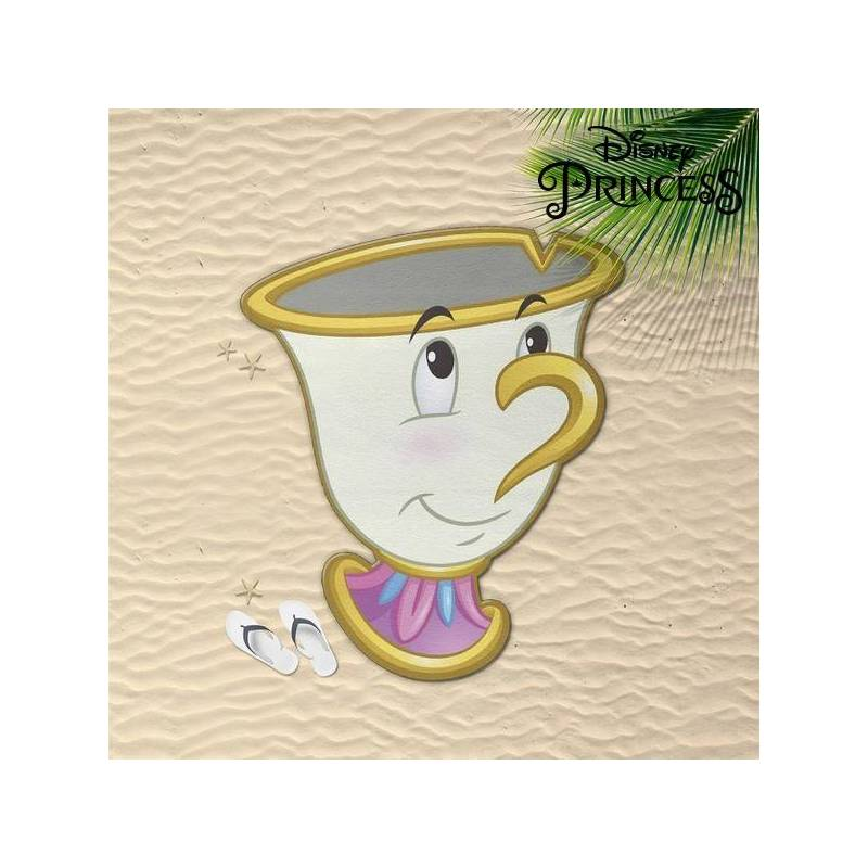 Beach Towel Disney Princess 70835