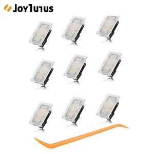 Image 1 - For Tesla Model 3/Model X/Model S에 사용되는 업그레이드 Led 내부장식등 설치하기가 쉬운 LED등