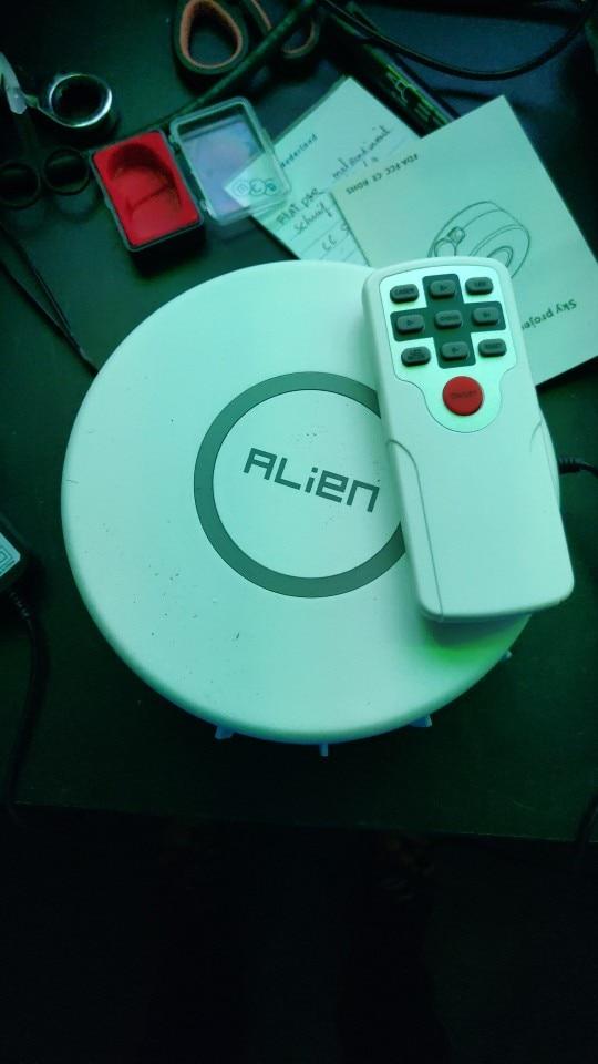 Projecteur Laser Alien photo review