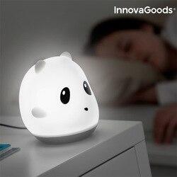 InnovaGoods akumulatorowa silikonowa lampa Panda na