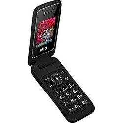 Mobile phone SPC NTETMO0693 2306N QVGA 128 x 160 px Bluetooth Micro SD (16 GB) Dual SIM FM Black
