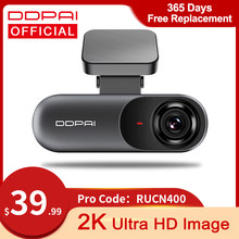 【FASTMAY4】Ddpai Dash Cam Mola N3 1600P Hd Gps Voertuig Drive Auto Video Dvr Android Wifi Smart 2K Auto camera Verborgen Recorder 24H Parking