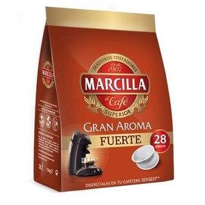Marilla strong coffee, 28 SENSEO monodose