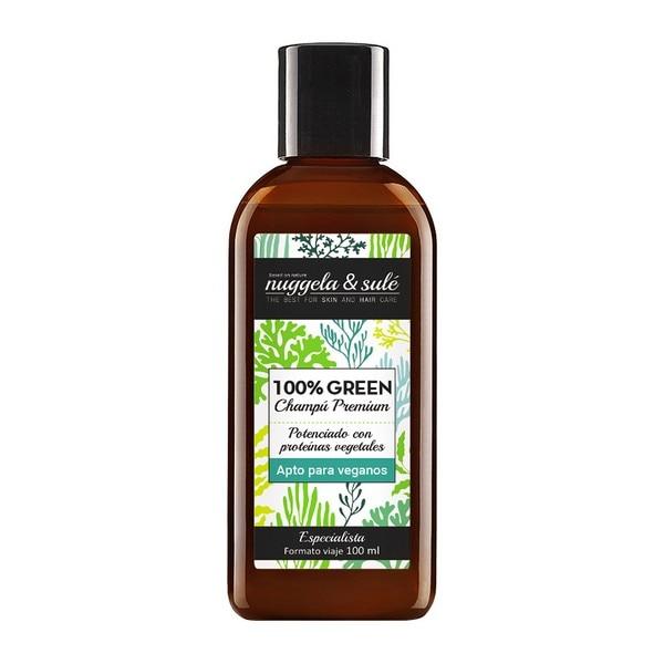 Shampoo 100% Green Nuggela & Sulé (100 Ml)