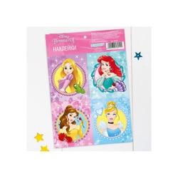 Pegatinas princesa de Disney princesa