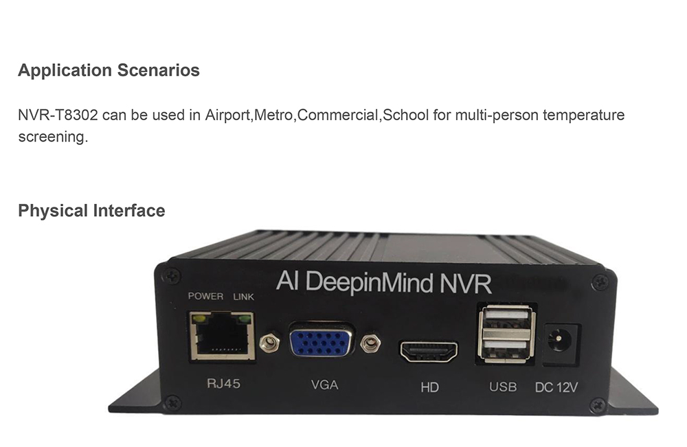 NVR-T8302 Specification-2