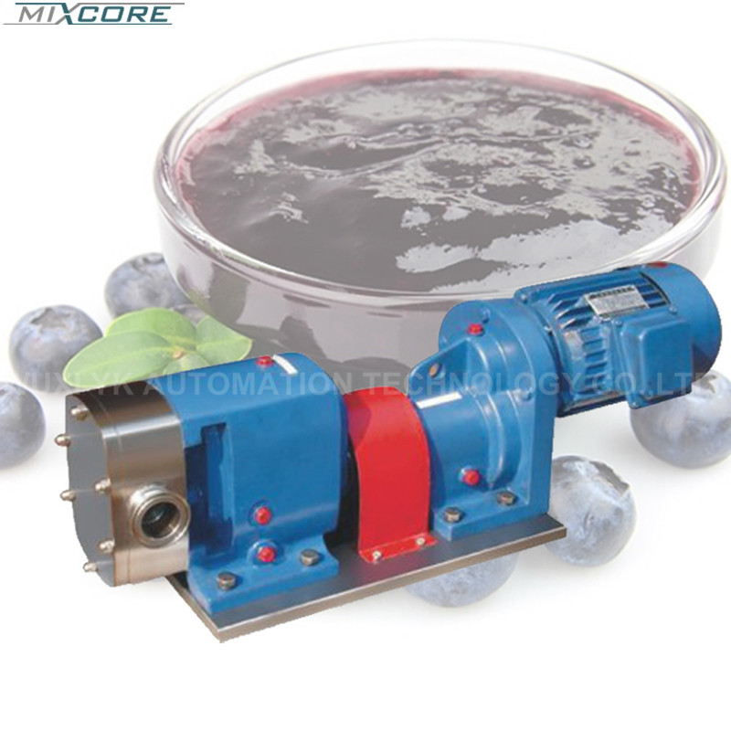 Factory Provide Modern Power-Saving Vacuum Lobe Rotor Pump With High Quality